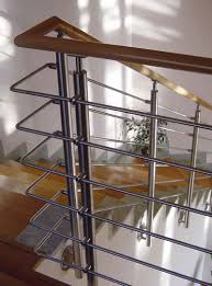 Banister Rail Hand Rail Standards Pro Rail Stainless Steel Railing Woodinox