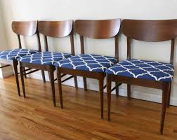 dining chair stunning mid century stamped henredon set of 8
