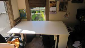 Neolt Drafting Table Used Neolt Architetto Drafting Table For 350 Obo Classified Ads