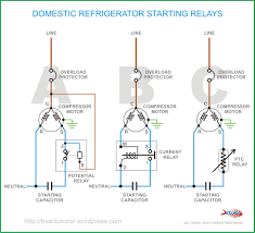 domestic refrigerator starting relays hermawan u0027s blog