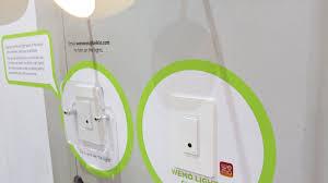 Belkin Wemo Light Switch Belkin U0027s Wireless Wemo Light Switch Can Be Controlled With Your