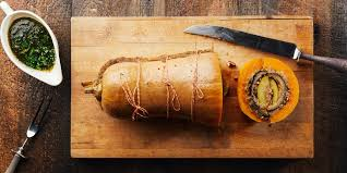 butternut squash vegducken recipe epicurious