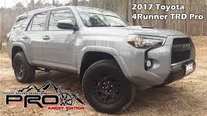 4runner 2017 toyota 4runner trd pro