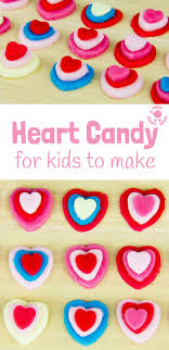 valentines heart candy heart candy for kids to make kids craft room