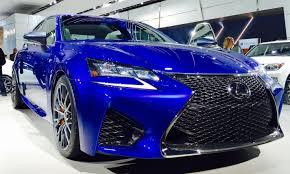 xe lexus gs 350 2016 lexus gs f 2015 detroit auto show youtube