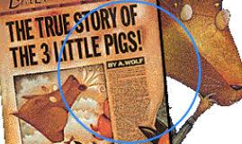 true story pigs plot diagram maci green