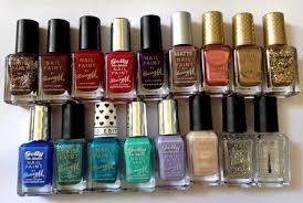 my barry m nail polish collection u2013 the cornish