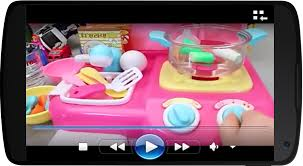 Kitchen Set Toys For Girls Kids Cooking Toys Android Apps On Google Play
