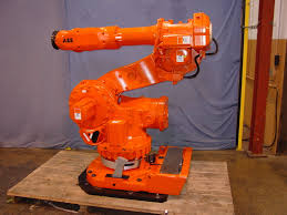 abb irb6600 robot with s4c controller u2022 23 995 00 picclick