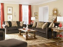 decorating with grey furniture beige wood rustic coffee table grey