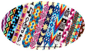 bracelet friendship patterns images Friendship bracelets bands make your own gif