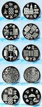154 best my nail stamping plates collection images on pinterest