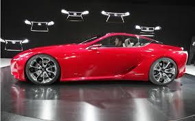 lexus lf lc detroit lexus lf lc concept 2012 detroit auto show motor trend hd