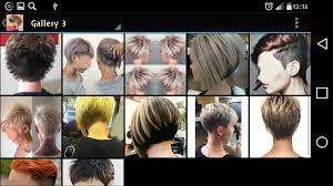 short hairstyles android apps on google play