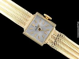 gold bracelet rolex images 1960 39 s rolex vintage ladies bracelet dress watch 14k gold jpg