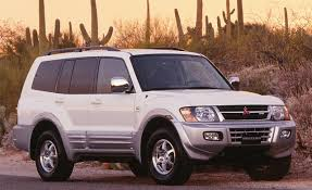 mitsubishi montero sport 1999 2001 mitsubishi montero road test u2013 review u2013 car and driver