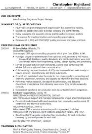 portfolio manager resume resumesample csat co