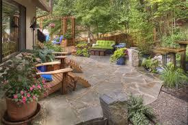 Grassless Backyard Ideas Triyae Com U003d Backyard Garden Plans Various Design Inspiration