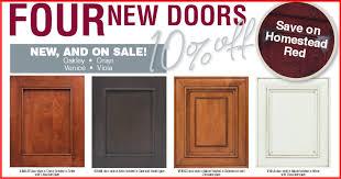 Cabinet Door For Sale Kitchen Cabinets In Starmark 4 New Doors On Sale