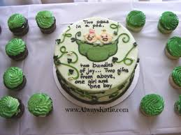 twins diaper cakes baby shower gift or centerpiece boy or or