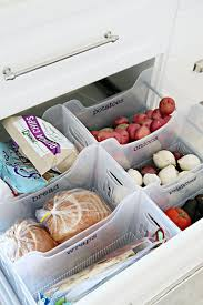Kitchen Food Storage Ideas by Best 25 Small Kitchen Storage Ideas On Pinterest Small Kitchen