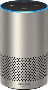 amazon echo 2nd generation silver b0751rgxln best buy