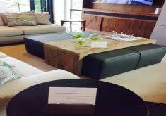 exceptional table ottoman ottoman coffee table with sliding wood