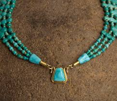 jewelry necklace turquoise images A sublime turquoise necklace by scott diffrient crazy rich jpg