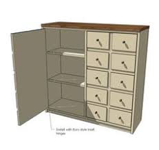 making this desk with a door top love this site it has plans