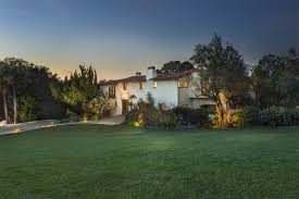 Spanish Colonial Homes by Spanish Colonial Revival Masterpiece In La Canada California