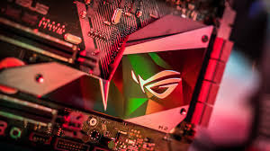 asus rampages with new x299 rog and strix motherboards unlocked