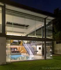 Concrete Home Designs by The Concrete House Masterpiece By Nico Van Der Meulen Architects
