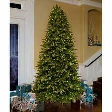 our fraser grande hinged tree is pre lit with low voltage led bulbs