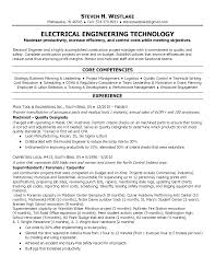 Resume Of An Electrician Nuclear Engineer Cover Letter