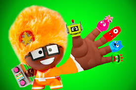 Yo Gabba Gabba Images by Play Doh Yo Gabba Gabba Friends Finger Family Nursery Song Youtube
