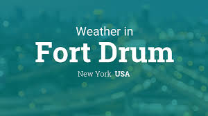 Weather Map Ny Weather For Fort Drum New York Usa