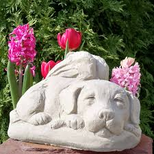 pet memorials the pet marker specializes in concrete dog cat statues we offer