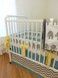 Modern Crib Bedding For Girls by Elephant Crib Bedding Walmart Elephant Crib Set Boy Baby