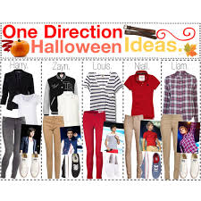 Red White Blue Halloween Costumes Direction Halloween Polyvore