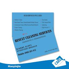 Commercial Business Card Printer Custom Colorful Paper Business Card Printing Buy Plastic Card