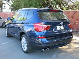 2017 used bmw x3 sdrive28i at peter pan bmw serving san francisco