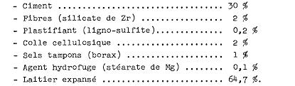 Enduit Ciment Parpaing by Brevet Ep0008254a1 Composition Hydrofuge En Poudre à Base De