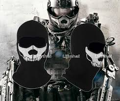 cod ghost mask india 2014 new high qualit edge of tomorrow mask ghost ski full face