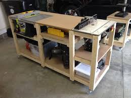 Free Plans Building Wood Workbench by 93 Best Workbench Images On Pinterest Woodwork Woodworking Shop