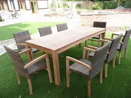 8 Seater Patio Table And Chairs 30 New Outdoor Rattan Furniture Graphics 30 Photos Home