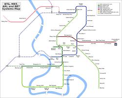 Manhattan Metro Map by Bangkok Subway Map My Blog