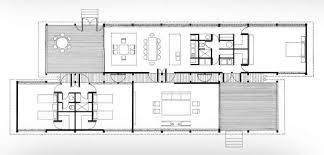 narrow floor plans modern narrow floor plans homes zone