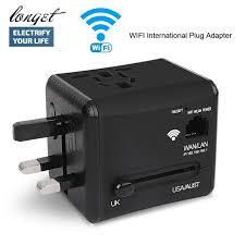 travel plug adapter images Longet wifi international travel power adapter plug converter all jpg