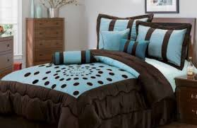 Blue And Brown Bed Sets Green And Blue Chocolate Bedding Bed Linen Gallery