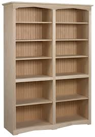 24 Inch Wide White Bookcase by Bookshelves With Sliding Doors Tall White Bookcase Tall Mid